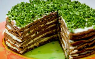 Все буде смачно печеночный торт от аллы ковальчук рецепт