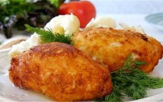 Котлеты из куриного филе по киевски рецепт