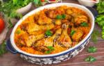 Куриные бёдра с рисом в духовке рецепт с фото