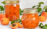 Рецепт вкусного абрикосового варенья дольками