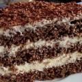 Рецепт торт с заварным кремом с фото