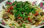 Лагман по уйгурски рецепт приготовления