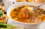 Пошаговый рецепт щи из кислой капусты с фото
