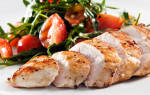 Сочная куриная грудка в духовке рецепт с фото