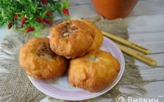 Татарские беляши рецепт с фото пошаговый
