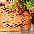 Рецепт пирога из дрожжевого теста с вишней