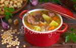 Гороховый суп с копченостями рецепт с фото в домашних условиях