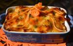 Мясная запеканка с картофелем рецепт в духовке
