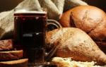 Домашний квас из хлеба рецепт на 3 литра