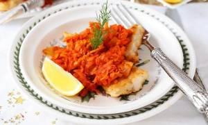 Рецепт рыба под маринадом классический рецепт
