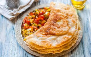 Тесто для чебуреков вкусное хрустящее рецепт с фото