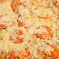 Пицца рецепт на кефире в домашних условиях в духовке