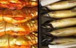 Видео как коптить рыбу в коптильне горячего копчения рецепт видео