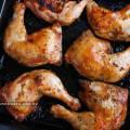 Вкусные окорочка в духовке рецепт с фото